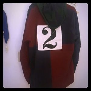 Vintage Polo by Ralph Lauren Rubgy Hoodie